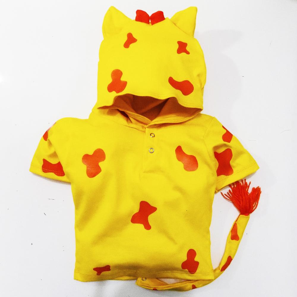 63ff19711 Camiseta Infantil - Girafa - Camisetas Divertidas de 1 a 4 anos