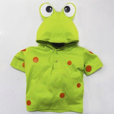 camiseta-infantil-sapinho
