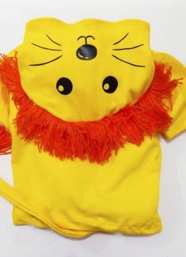 moda-infantil-camiseta-leao
