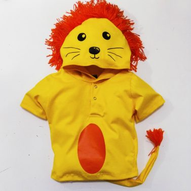 roupa-infantil-camiseta-leao