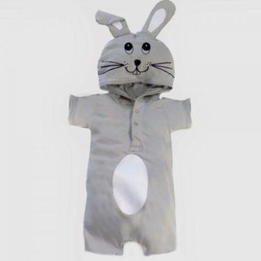 fantasia infantil de coelho