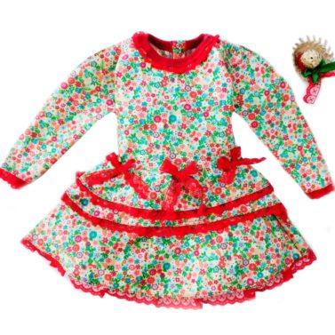 vestido caipira infantil